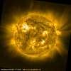 Comet Lovejoy makes a close pass by the Sun